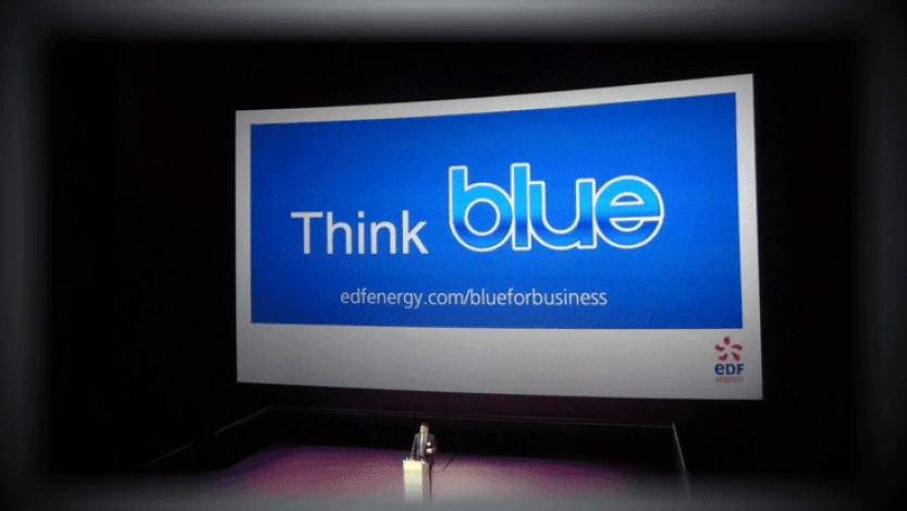 Think Blue: A Night at the Museum