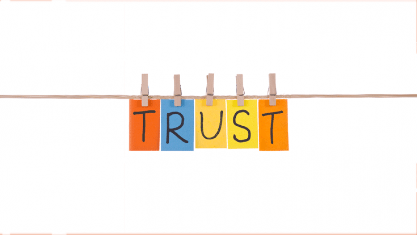 Earning customers' trust – how people make the difference