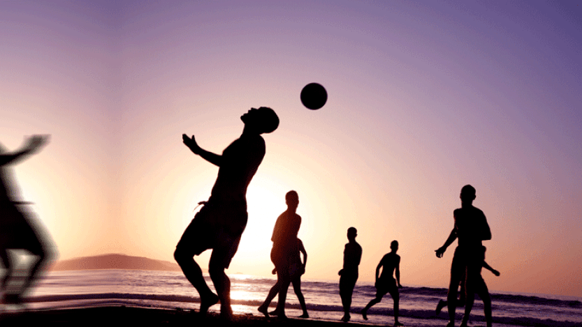 Score by blunting the kettle spike