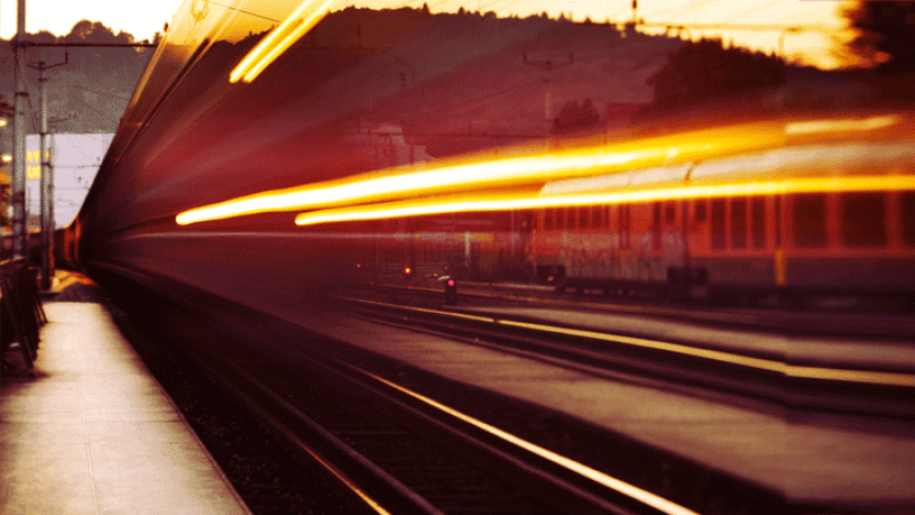 Following in Network Rail's tracks