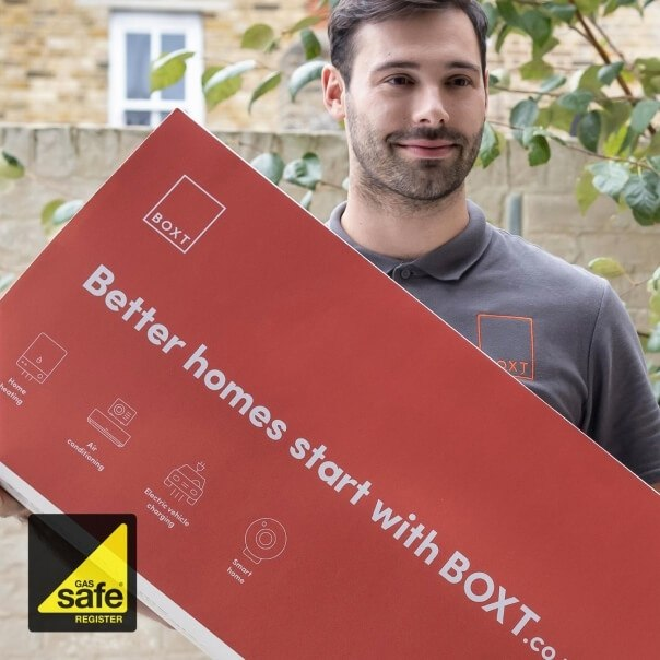 BOXT gas safe boiler installers