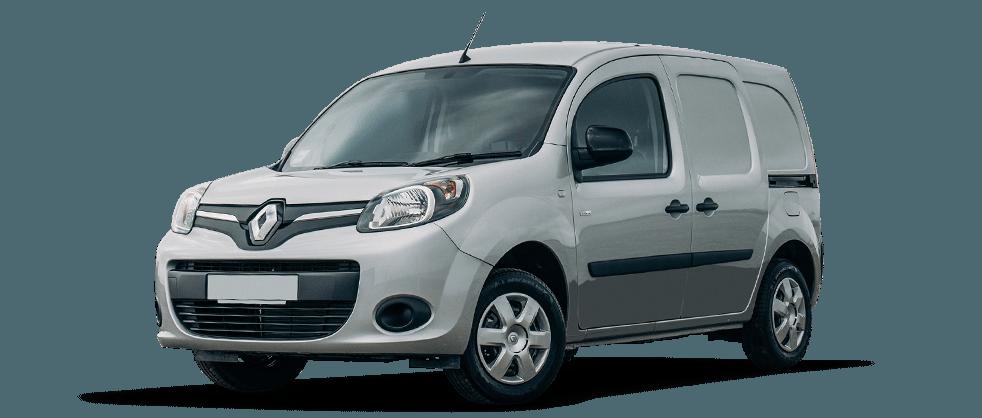 renault kangoo maxi van in grey 1