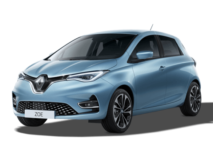 Renault ZOE R135 in Blue