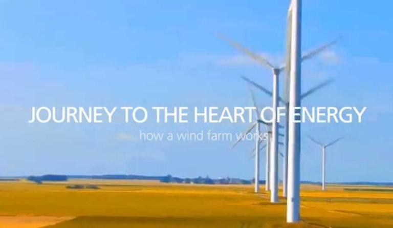 Watch video: How a wind turbine and a wind farm work   EDF