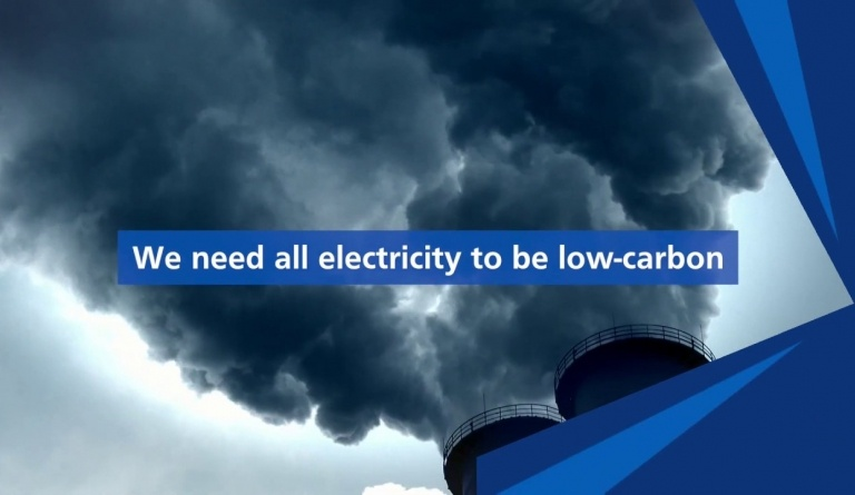 Watch video: How we are building a low-carbon future