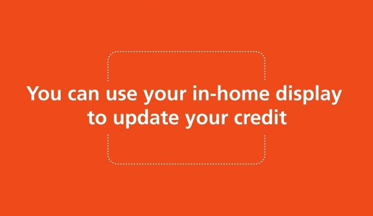 Watch video: EDF Energy Smart pay as you go – entering your UTRN