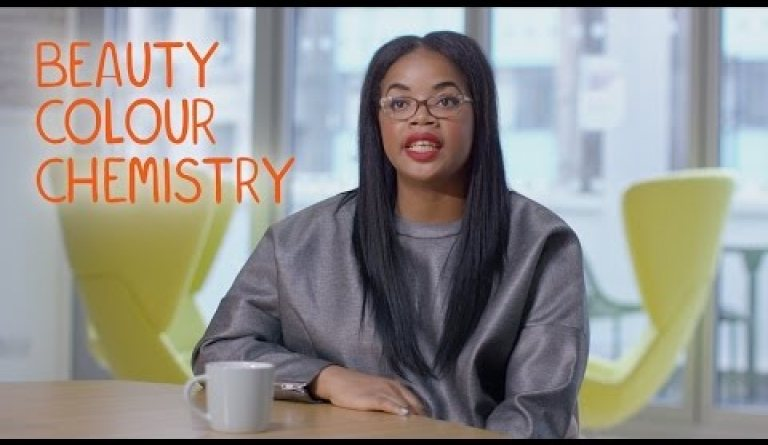 Watch video: #PrettyCurious: Meet Florence Adepoju, cosmetic scientist & founder of MDMflow