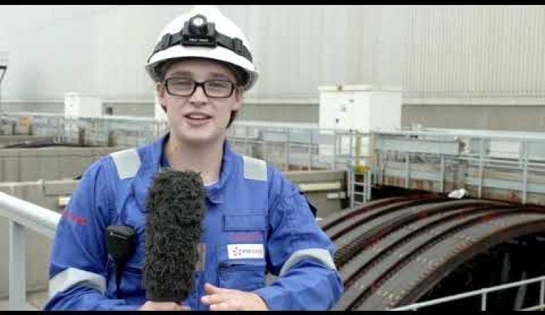 Watch video: Take a tour of Sizewell B nuclear power station