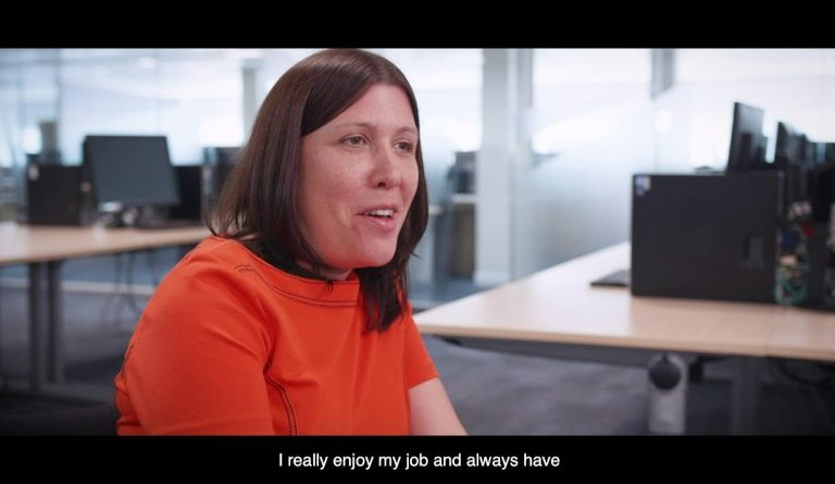 Watch video: Working in nuclear - hear from Michelle Hoy, Head of Nuclear Generation Design Authority at EDF