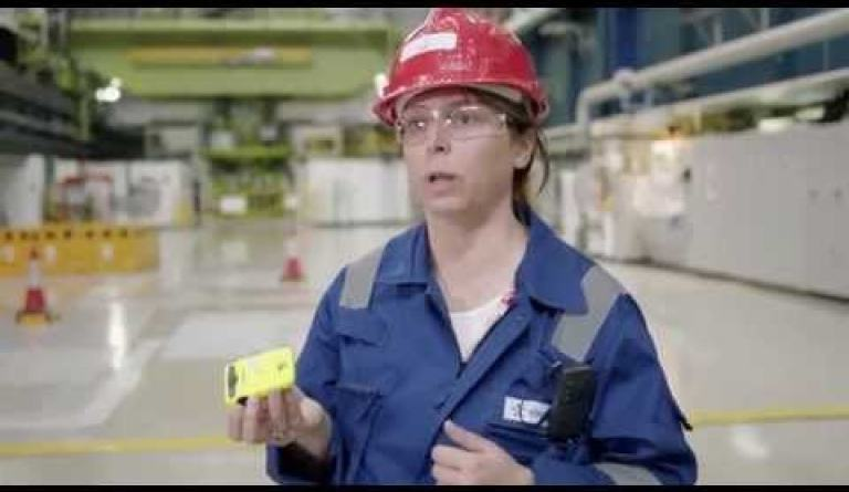 Watch video: How we generate nuclear power safely