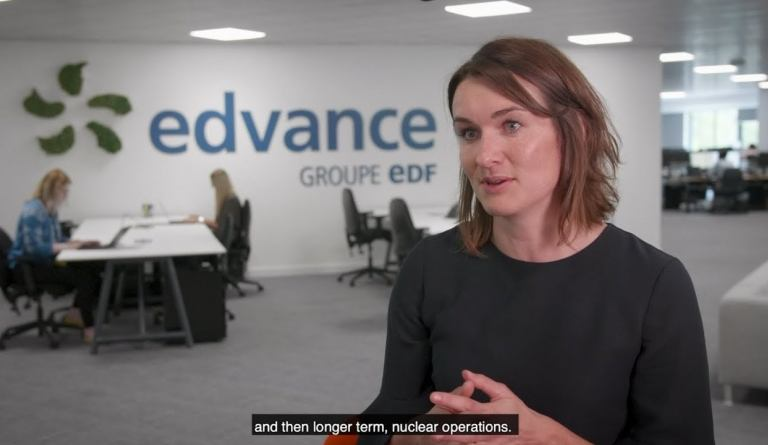 Watch video: New UK EPR Design Centre opens in Bristol