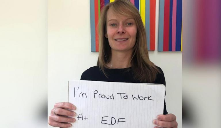 Watch video: Everyone's welcome – meet the people of EDF