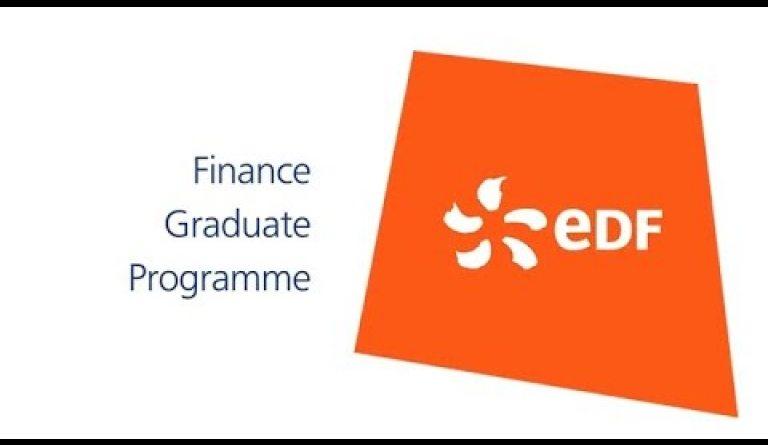 Watch video: Finance graduate jobs - EDF careers