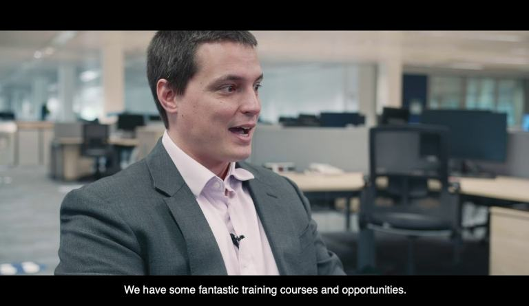 Watch video: Working in nuclear - hear from Mauro Cantoni, Operations Manager, Investment Delivery