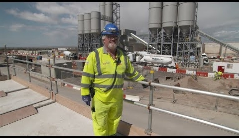 Watch video: Working at Hinkley Point C – Jim Latta