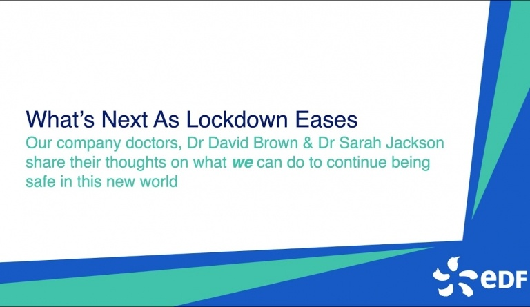 Watch video: What's next as lockdown eases