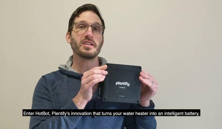 Watch video: Plentify - EDF Pulse Innovation Challenge pitch