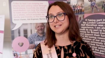 Watch video: Breast Cancer Now Celebration Event
