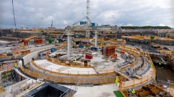 Watch video: Two years into construction at Hinkley Point C