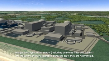Watch video: Sizewell C | Stage 4 CGI | Post construction