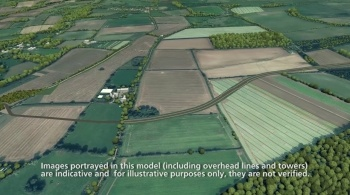 Watch video: Sizewell C | Stage 3 CGI | Main site development - access road