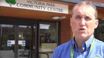 Watch video: Community Fund Victoria Park Community Centre
