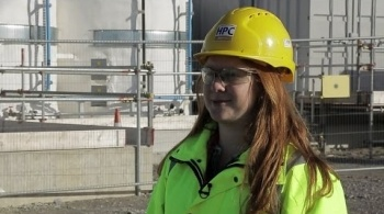 Watch video: Hinkley Point C Apprenticeship Case Study: Becky Tanner