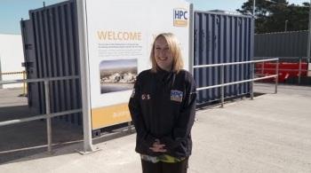 Watch video: Working at Hinkley Point C - Kimberley Donovan