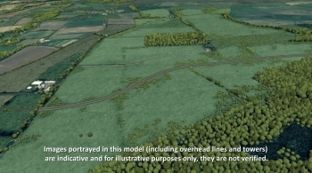 Watch video: Sizewell C | Stage 4 CGI | Main site development - access road