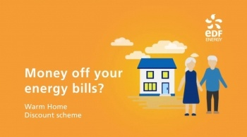 Watch video: Warm Home Discount - help with your energy bills