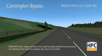 Watch video: Hinkley Point C Associated Development - Cannington Bypass