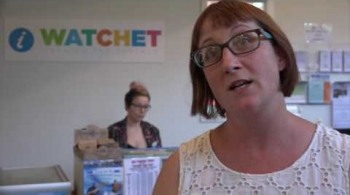 Watch video: Hinkley Point C Community Fund - Watchet Visitor Centre