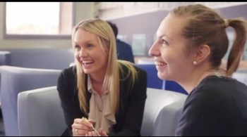 Watch video: Hear from some of our employees on what it's like working here