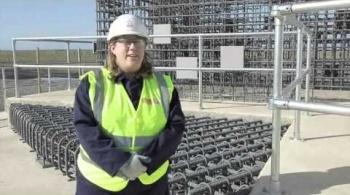 Watch video: Hinkley Point C Apprenticeship Case Study: Emma McDaid