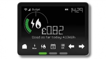 Watch video: EDF Energy Smart pay as you go in home display 1