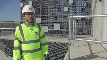 Watch video: Hinkley Point C Apprenticeship Case Study: Ben Lewis