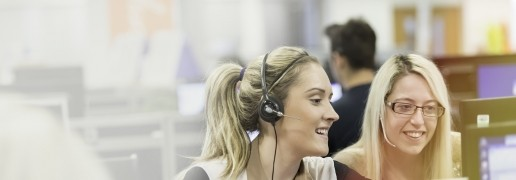 Customer services in Hove