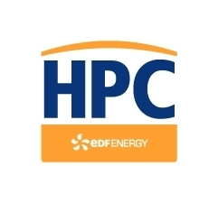 Picture of Hinkley Point C power station logo