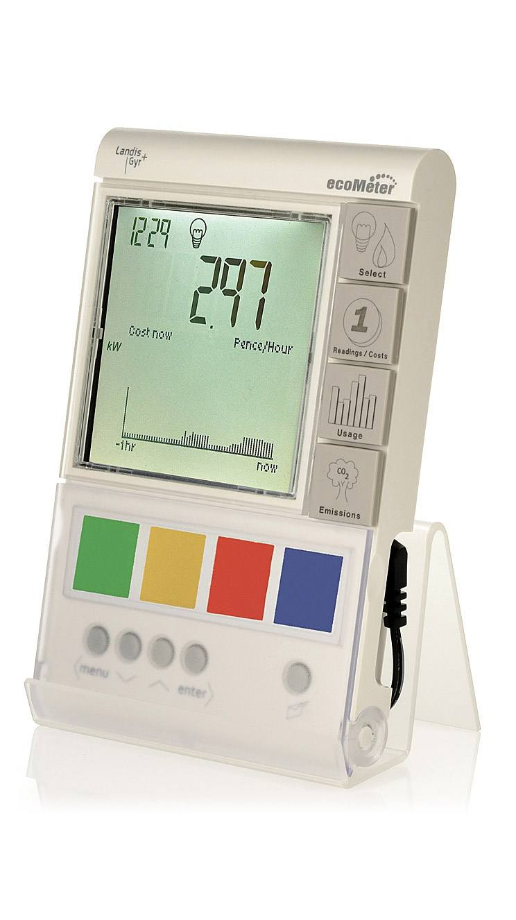Home Energy Monitor Meter : Energy monitors for your smart meter edf