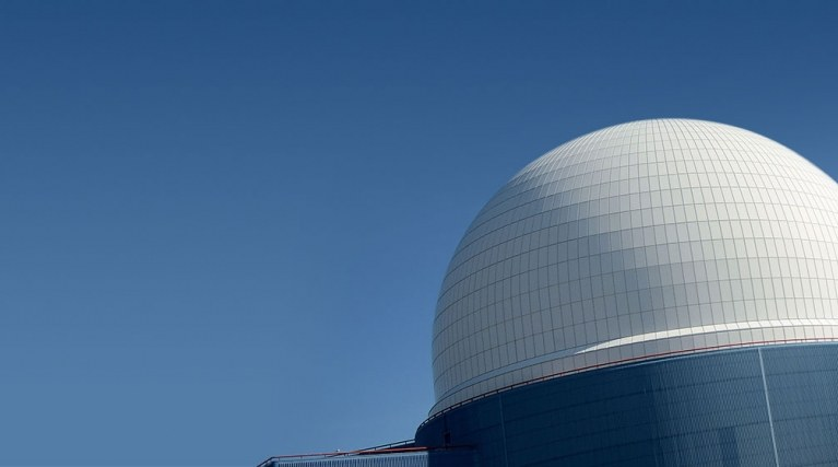 Picture of Sizewell nuclear power station