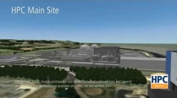 Watch video: Hinkley Point C Nuclear Power Station